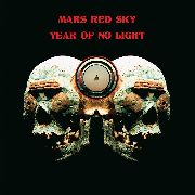 MARS RED SKY/YEAR OF NO LIGHT - SPLIT (BLACK)